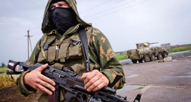 Боевик «ДНР» добровольно сдался Национальной полиции Украины