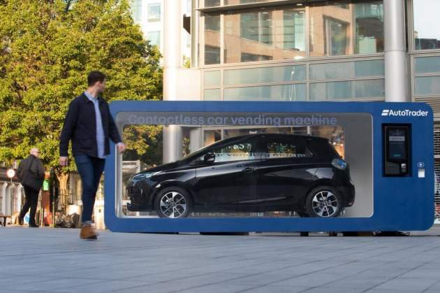 Британцам предложили новый способ покупки машин