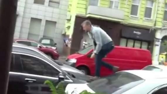 К провокации с автомобилем Порошенко под ГБР могут быть причастны спецслужбы РФ. ВИДЕО