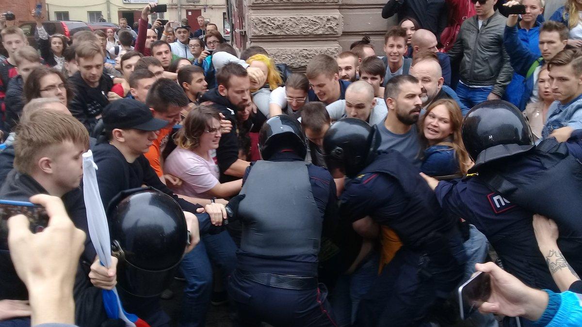 Эксперт рассказал, когда протесты в РФ перерастут в революцию