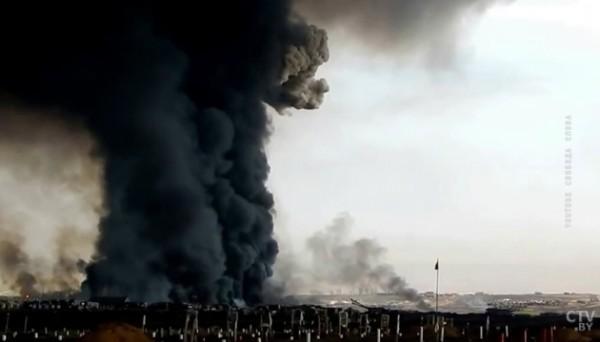 Эксперты США предполагают взрыв двигателя на ядерной тяге под Архангельском