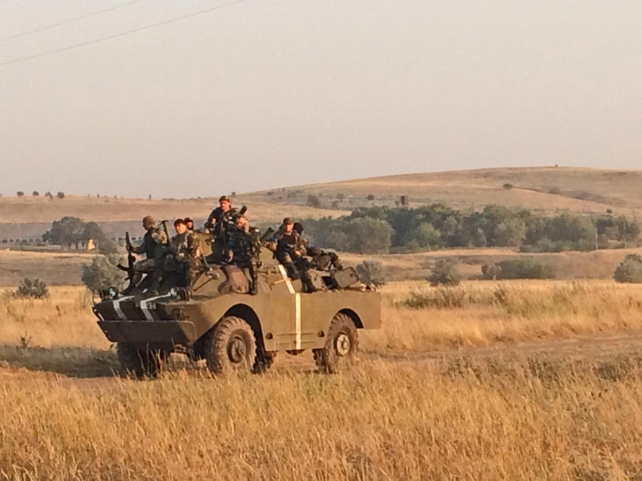 Годовщина трагедии в Иловайске: военные показали уникальные фото