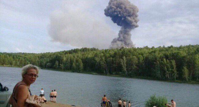 «Около 11 тыс. человек эвакуируют. Солдаты в бомбоубежище»: в сети появилась новая информация о взрывах в РФ
