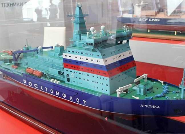 Покорение Арктики Россией продолжает давать сбой