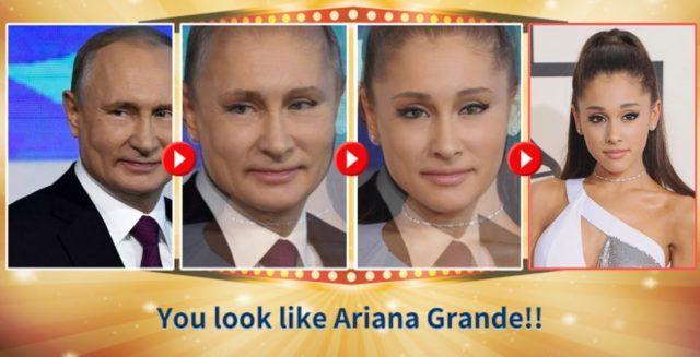 Путин сделал пластику и ошеломил видом: превратился в женщину, пугающие фото