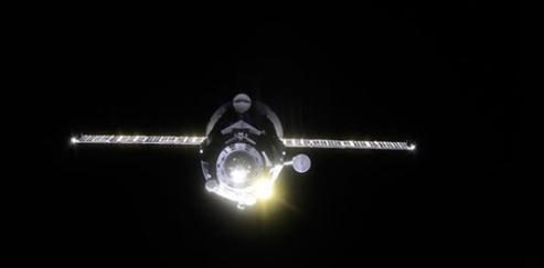 «Союз МС-14» не смог пристыковаться к МКС.