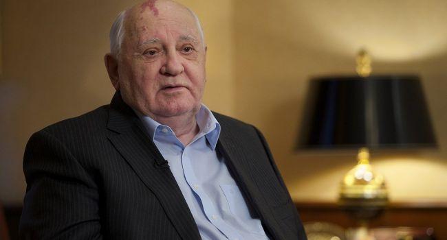 Виновных в развале СССР назвал Горбачев