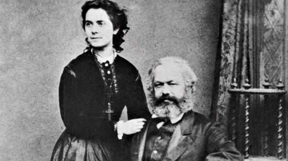 Карл Маркс: «Нельзя любить необразованную женщину»