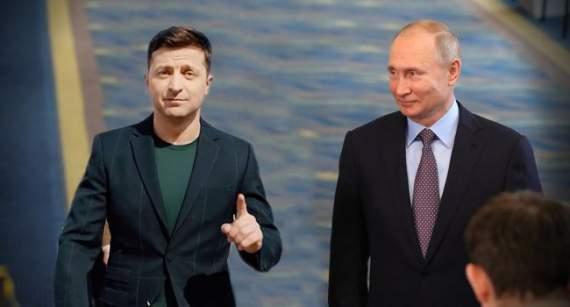 «Путин заставит Зеленского снять водную блокаду Крыма»: Украинский политик сделал неожиданное заявление