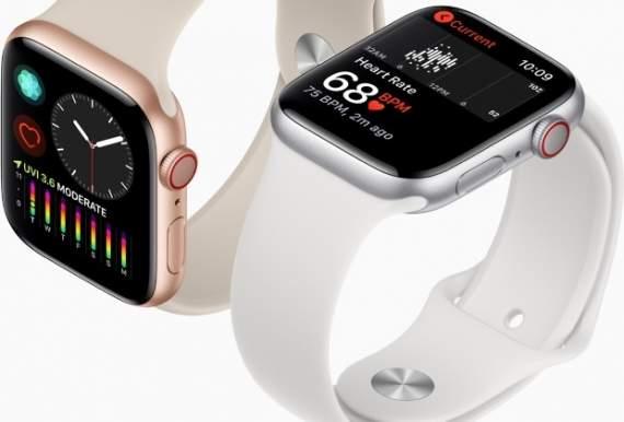 Новые умные часы: какие возможности у Apple Watch 5?
