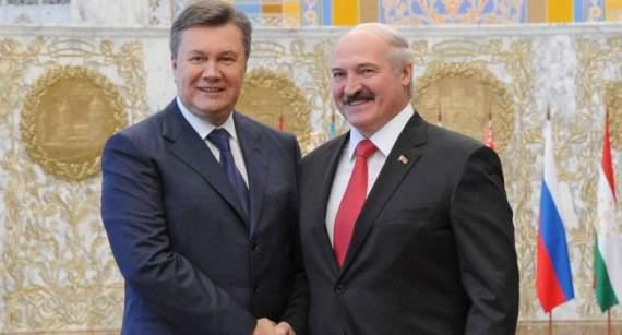 «Он не был никаким пророссийским. Он не был предателем Украины»: Лукашенко рассказал, как Янукович обижался на Москву