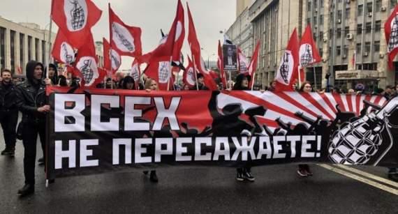 «Очень радует тот факт, что российское гражданское общество начало не только просыпаться, но и объединяться», – Сенцов о протестах в РФ