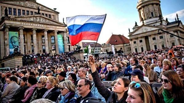 Аналог «ДНР» в Германии: российская гибридная война уже в Берлине
