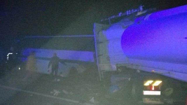 Автобус разбился в страшном ДТП под Житомиром: 9 погибших, фото кровавой трагедии