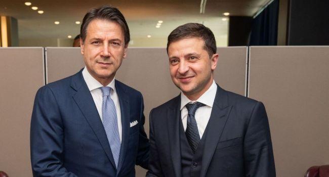 Италия пошла против РФ на ГА ООН, поддержав Украину в вопросе санкций