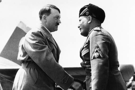 Почему нацисты ифашисты презирали друг друга
