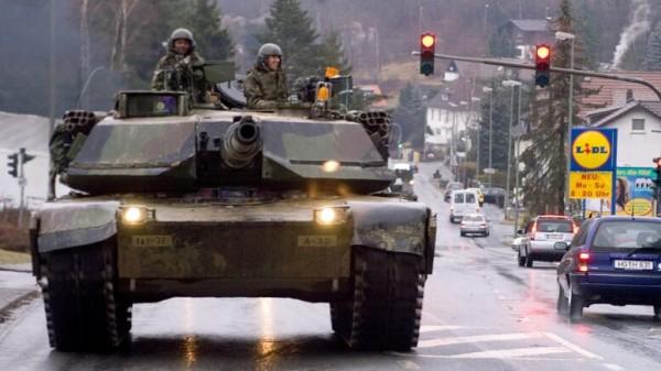 Переброска войск. Взгляд из Польши