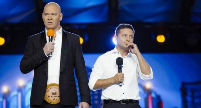 «Pohuy»: Кошевой рассказал о неловком моменте с его матерной кофтой