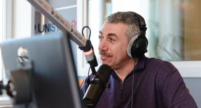 Комаровский рассказал, как долго COVID-19 может жить в организме без симптомов