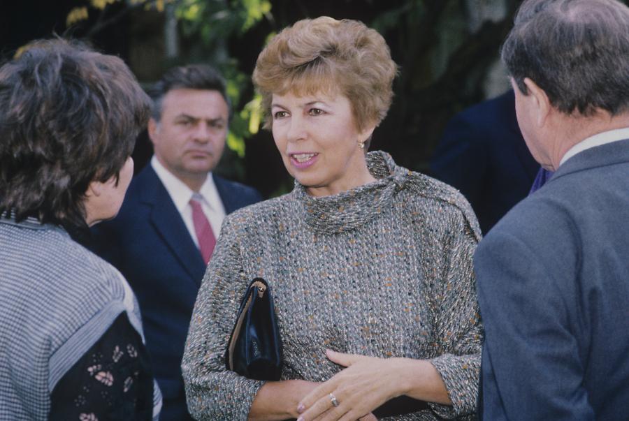 Раиса Максимовна Горбачёва: драма первой леди СССР