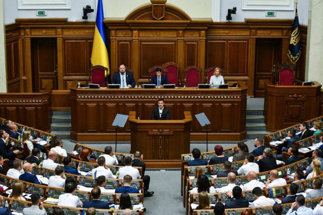 Савченко сравнила старую Раду с новой и рассказала об имуществе депутатов