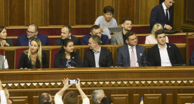 Сазонов: Кабмин Зеленского, а люди Коломойского, Богдана и Сороса