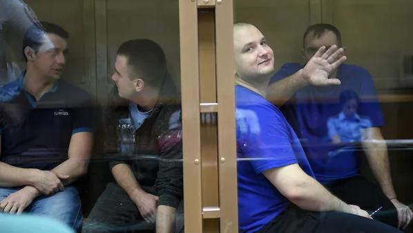 Украинских моряков готовят к заочному процессу
