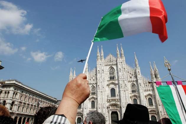 Украинцы рванули в Италию на заработки