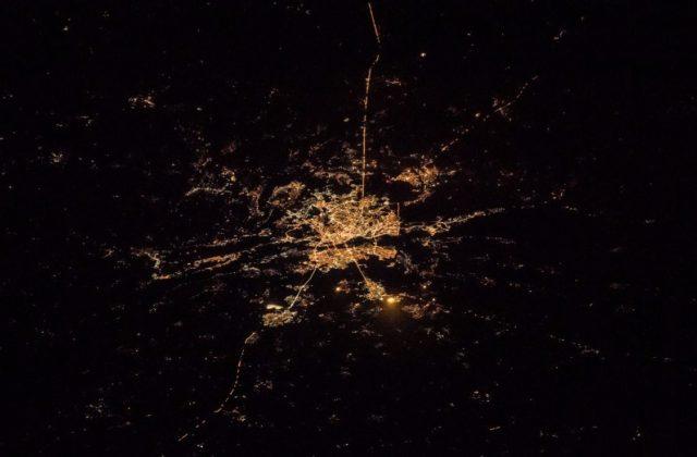 В NASA ошеломили снимками Украины из космоса: завораживающее зрелище