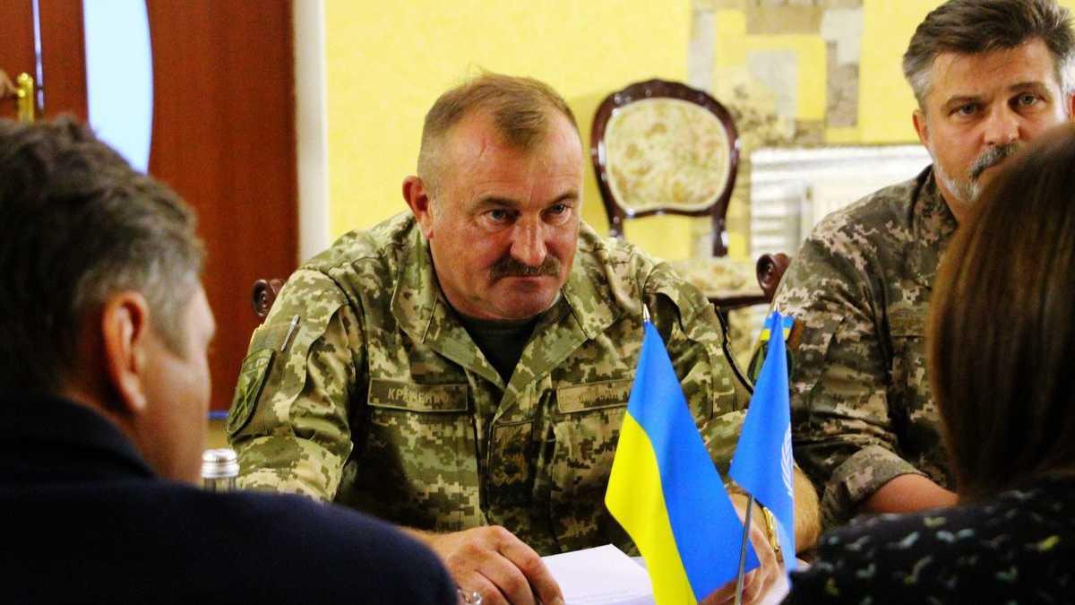 В штабе ООС назвали условия отвода войск вдоль линии разграничения: подробности