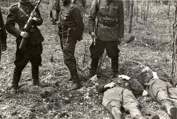 Вторая мировая война: пять крупнейших преступлений советской власти в Украине