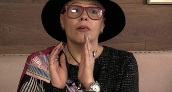 Медушевская: «узеленские» сами так шикарно справляются с приближением своего конца, что все накроется медным тазом без всяких Майданов