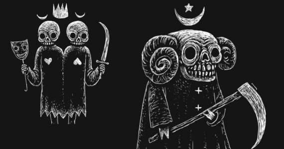 Как появились монстры и где они обитают?