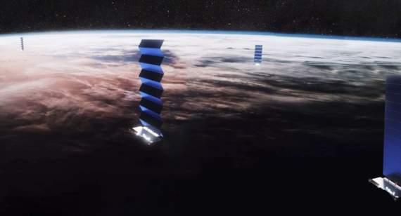 SpaceX попросит разрешение на запуск еще 30 тысяч аппаратов Starlink.