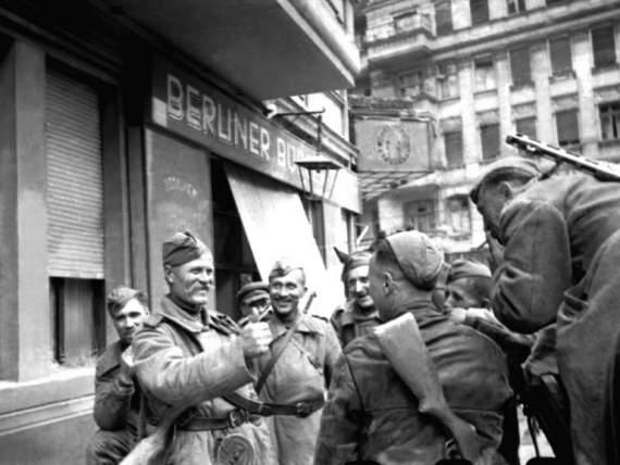 Как фронтовики мстили «уклонистам» после возвращения домой.