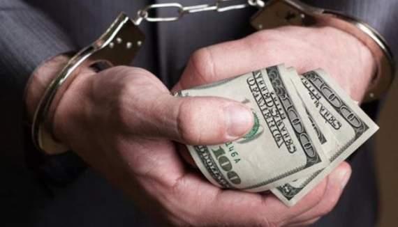 Посадовець Нацбанку «погорів» на хабарі у 50 тисяч $