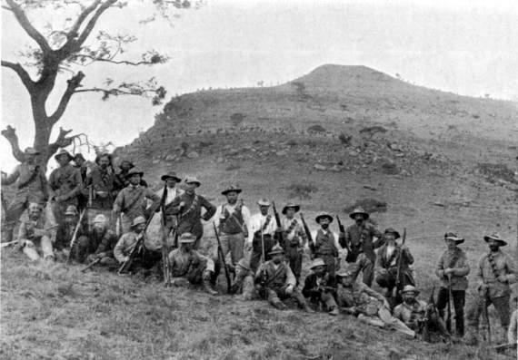 О начале Второй англо-бурской войны