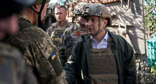 Блогер: Зеленский постоянно заявляет, что готов говорить с кем угодно, ради мира, так пусть сначала поговорит с семьями погибших солдат
