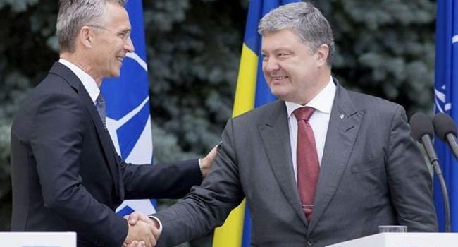Эксперт: правильным решением было бы делегировать именно Порошенко на декабрьский саммит НАТО в Лондон