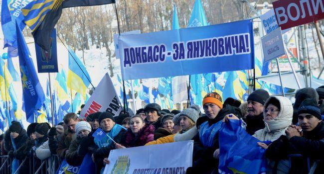 Карл Волох: сегодня у нас есть достаточно доказательств реванша антиукраинских сил, Антимайдана