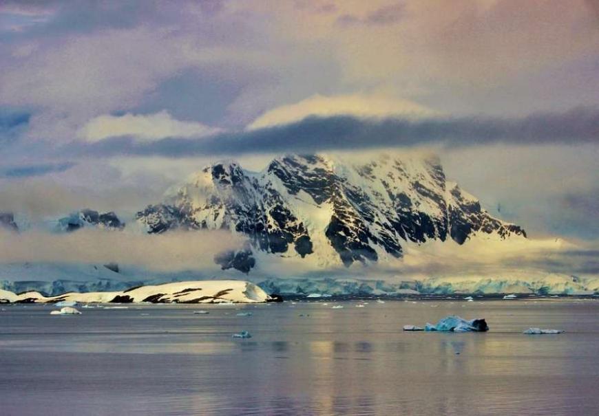 Катастрофа в Антарктиде: раскрыта тайна