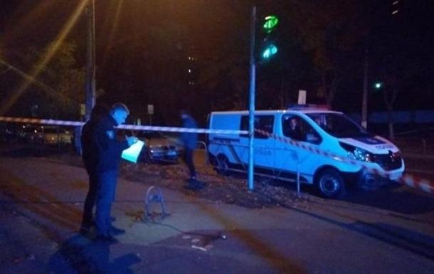 Кого расстреляли посреди улицы в Киеве