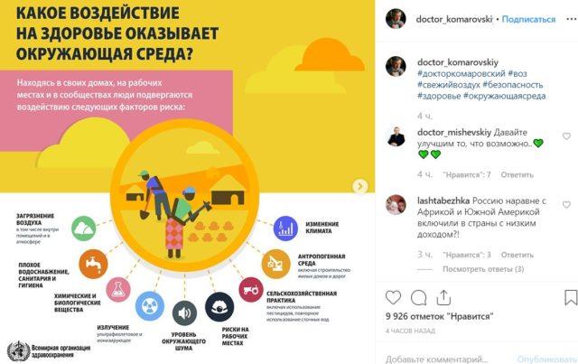Комаровский указал на смертельную опасность, под угрозой каждый: «страшно за детей»