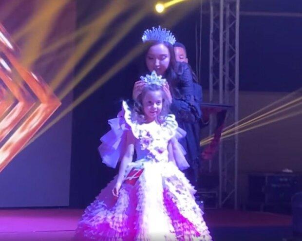 Кукольная внешность: самой красивой девочкой в мире стала 6-летняя украинка, невероятные фото