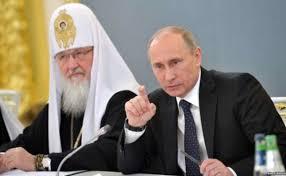Московские попы в панике из-за Украины. Кирилл срочно созвал чрезвычайное заседание синода.
