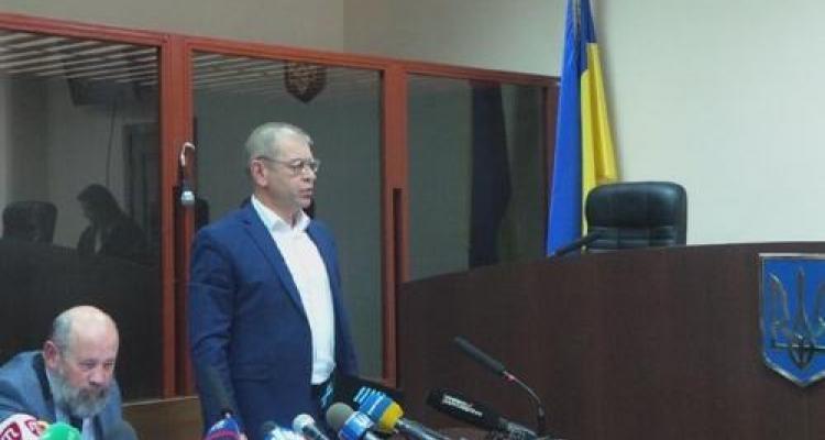 Пашинский отметил свой день рождения в СИЗО