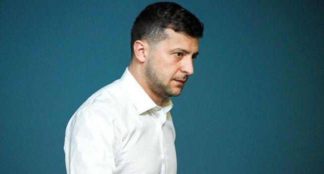 Павел Нусс: Зеленский должен немедленно объявить дату досрочных выборов президента