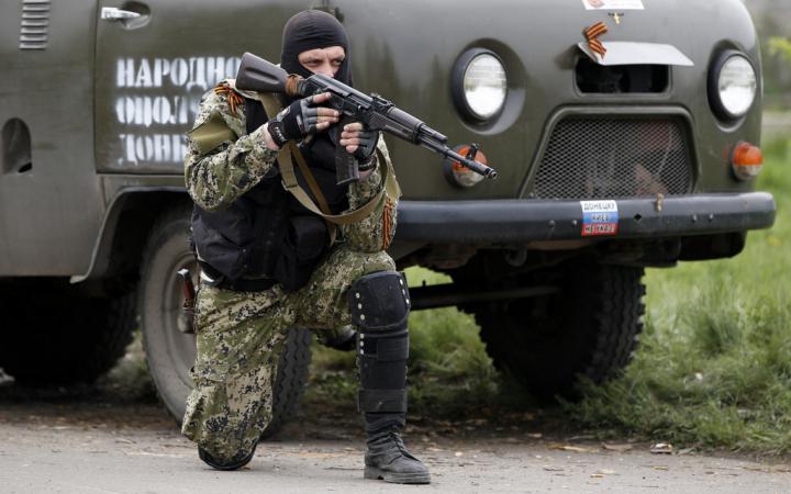Потери оккупантов на Донбассе: свежие данные группы ИС