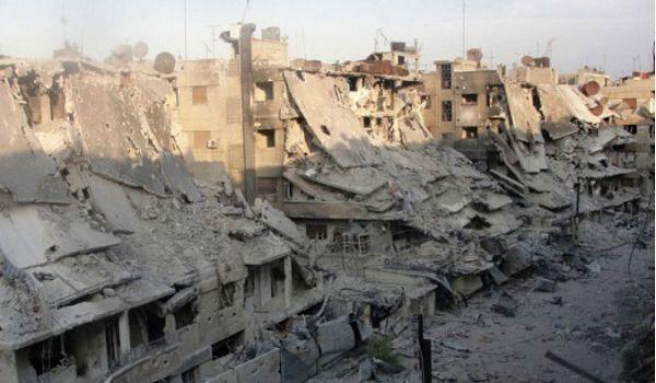 СМИ: авиация Путина разгромила в Сирии 4 больницы