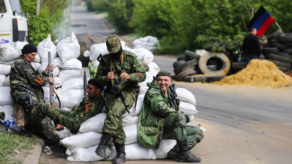 Так начиналась война: в сеть выложили фильм о событиях в Славянске. ВИДЕО